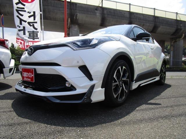 トヨタ G-T 登録済未使用車 禁煙車 スマートキー シートヒーター