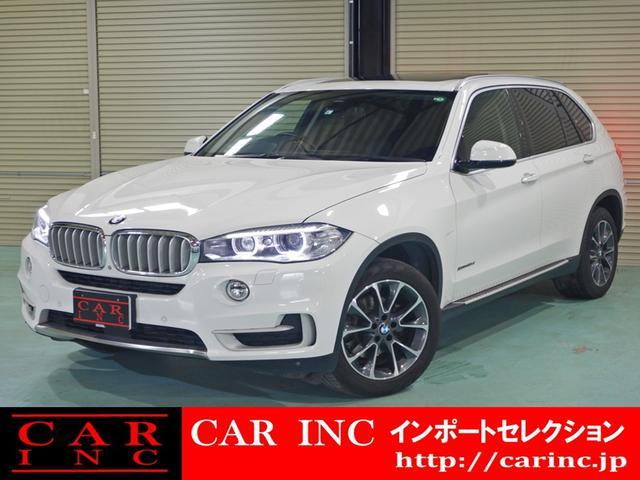 BMW X5 xDrive 35d xライン ワンオーナー セレクトパッケージ コンフォートパッケージ ハーマンカードンサラウンド 電動パノラマSR ACC ドライビングアシストプラス