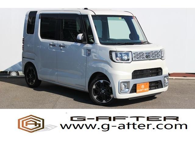 トヨタ G 社外8型ナビ/後席モニター/地デジ/バックカメラ/両側電動/プッシュスタート/ETC/Bluetooth接続/