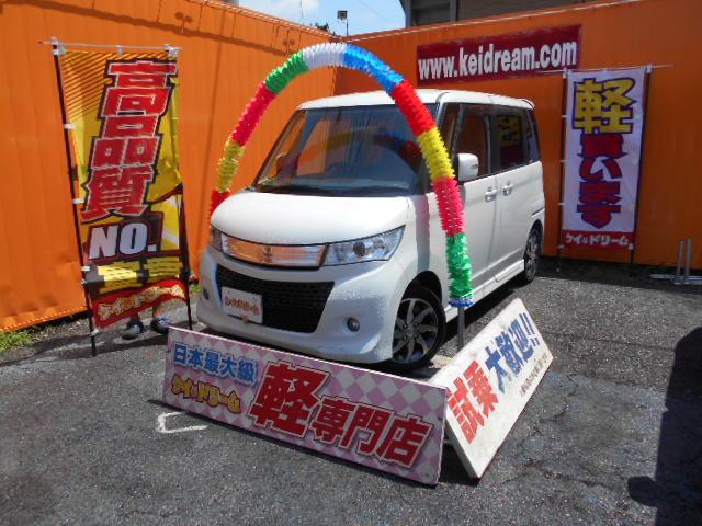 スズキ TS 1オーナーHDDナビ&テレビ&バックカメラ  キーレス