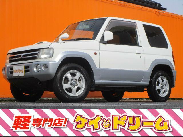 三菱 アクティブフィールドエディション 4WD ターボ 純正ナビ