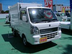 キャリイトラック冷蔵冷凍車  東プレ −5℃