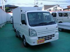 キャリイトラック冷蔵冷凍車 東プレ −5℃ 届出済未使用車