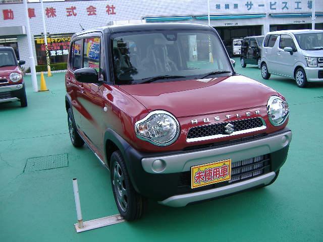 スズキ G  届出済未使用車 S-エネチャージ  ナビ・TV