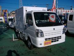 キャリイトラック冷蔵冷凍車 東プレ −5℃ 4WD   オートマ車
