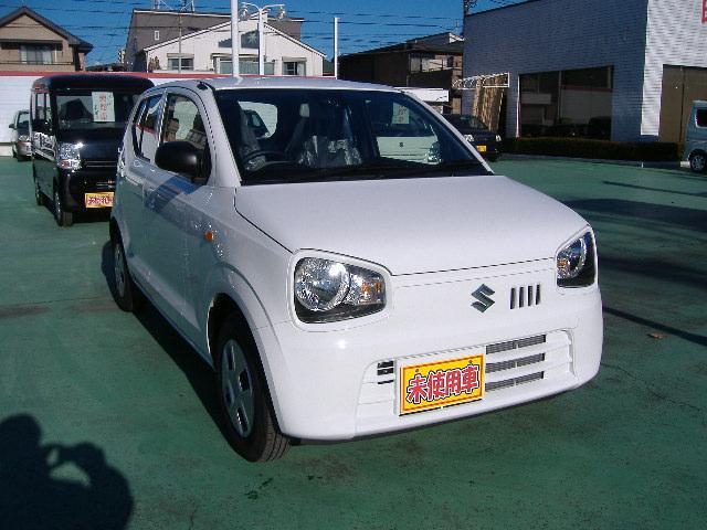 アルト(スズキ) L セーフティサポート装着車 届出済未使用車 中古車画像