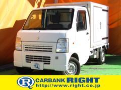 キャリイトラック冷凍車 1WAYエアコン−5℃ Tチェーン式 エアコン