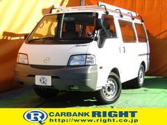 ボンゴバンDX パートタイム4WD メモリーナビ ワンセグTV