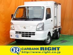NT100クリッパートラックDX 冷蔵冷凍車−25℃〜75℃ Tチェーン式 オートマ