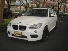 BMW X1sDrive 20i Mスポーツ ACシュニッツァー19AW