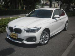 BMW118i Mスポーツ リアビューカメラ