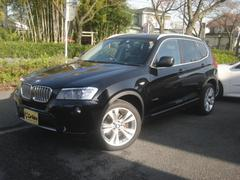 BMW X3xDrive 35i 地デジ