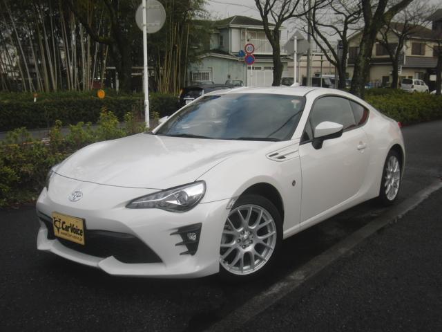 トヨタ GT 外ナビ・地デジ・Bカメラ トムス17AW 柿本マフラー