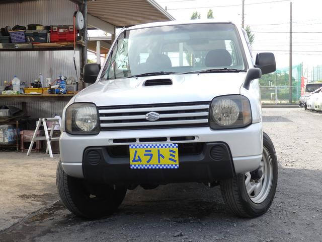 スズキ XG 4WD インタークーラーターボ 禁煙車