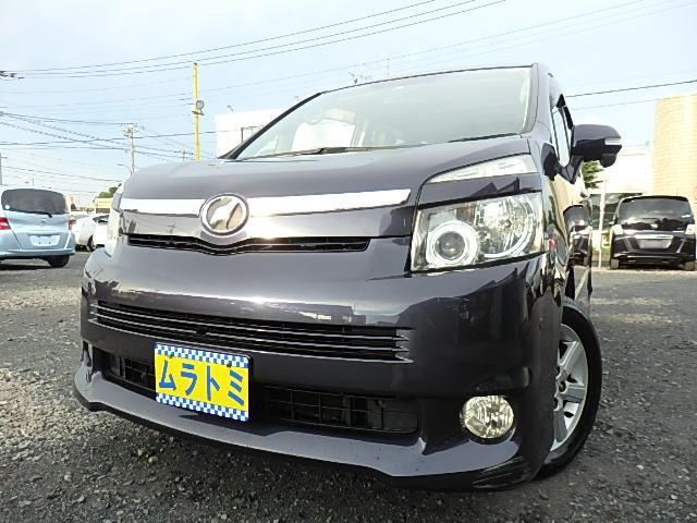 トヨタ ZS HDDナビ CD MD DVD 地デジTV B&S&Fカメラ Wサンルーフ 左Pスライド プッシュスタート