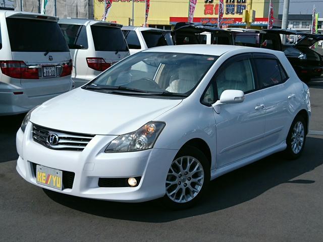 トヨタ G パワーシート メーカーオプションHDDナビ ETC