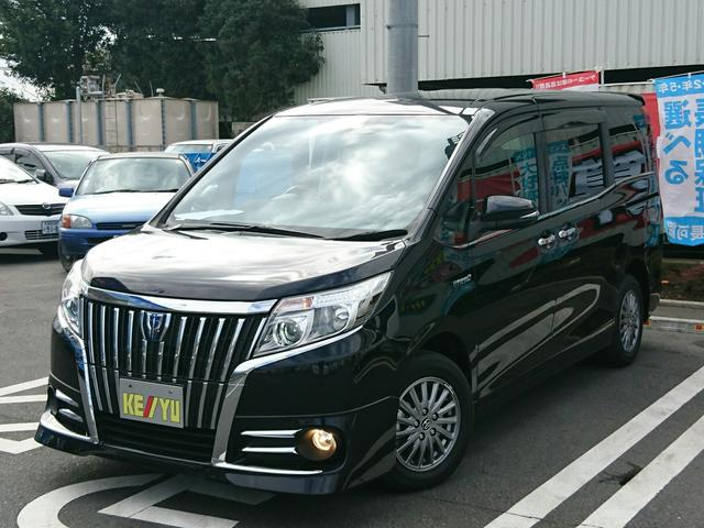 トヨタ ハイブリッドGi クルーズコントロール ビルトインETC