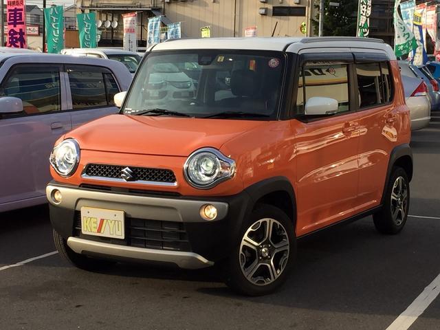 スズキ X 4WD 純正SDナビ シートヒーター スマートアシスト