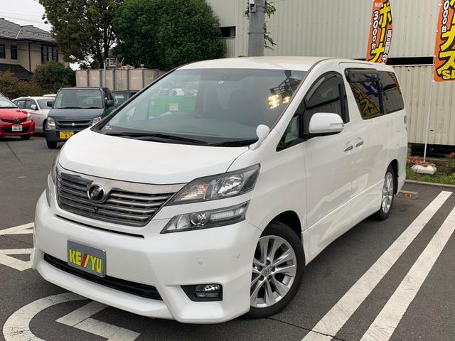 トヨタ 3.5ZGed 両側電動クルコン電動ハッチTVナビオットマン