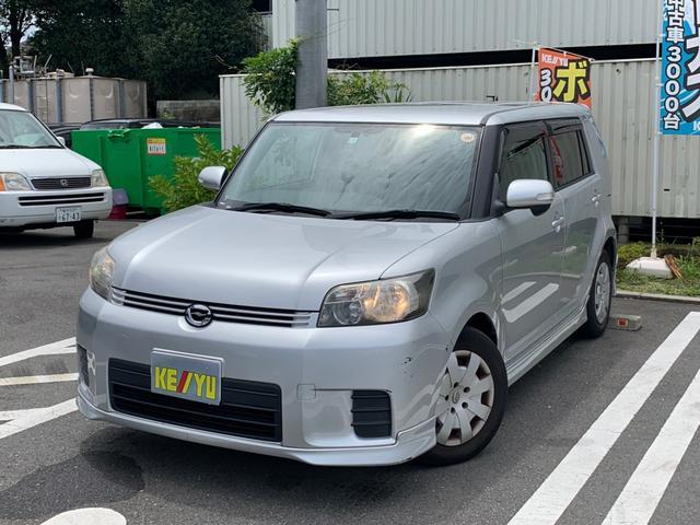 トヨタ 1.5G エアロツアラー ETC 革巻ステア 8エアバック