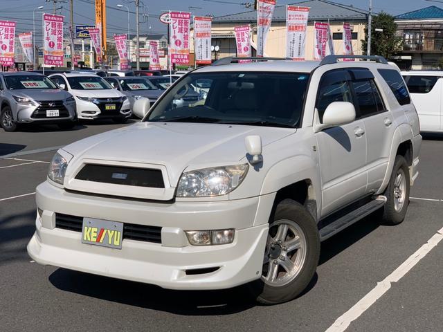 トヨタ SSR-Gエアロ4WD SDナビDVD地デジCD録音 カメラ