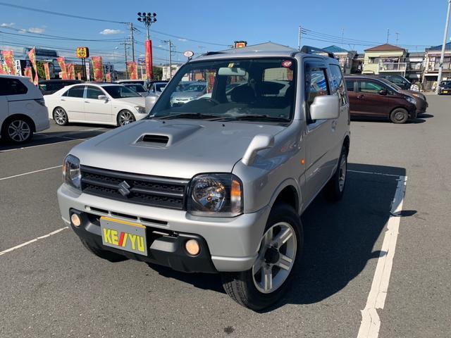 スズキ XC ターボ 4WD ルーフレール フォグランプ 背面タイヤ SDナビ 12セグTV ブルートゥース CD録音 CD DVD バックカメラ ヘッドライトレベライザー ETC 純正16インチアルミ キーレス