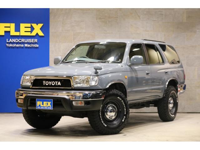 トヨタ SSR-X Vセレクション アンヴィルグレー ナロー化