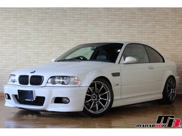 BMW M3 SMGII 3Dデザイン車高調SACLAMサイレンサー