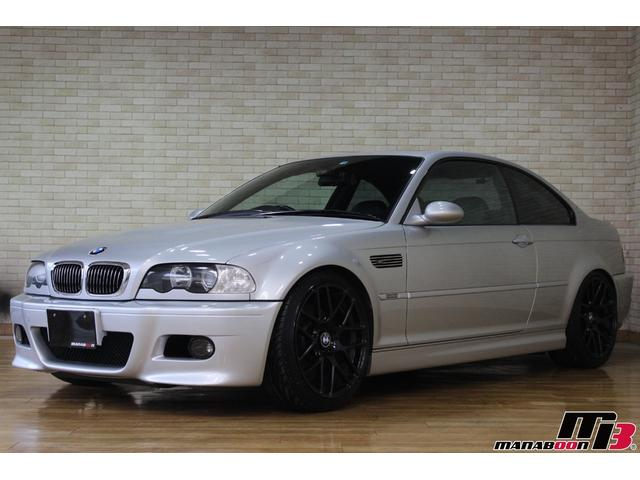 BMW M3 M3 SMGIIシルバーズレーシング車高調19AWドラレコ
