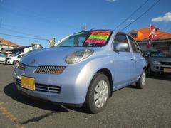 マーチ14c−four 4WD スマートキー CD ETC付