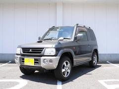 パジェロミニVR ターボ ユーザー買取車 4WD タイベル交換済み