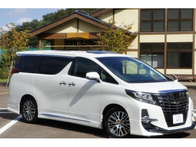 トヨタ 2.5S Cパッケージ モデリスタエアロ サンルーフ 本革