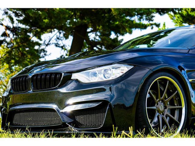 BMW 328iスポーツ M3仕様 オバフェン TWS GTSフード