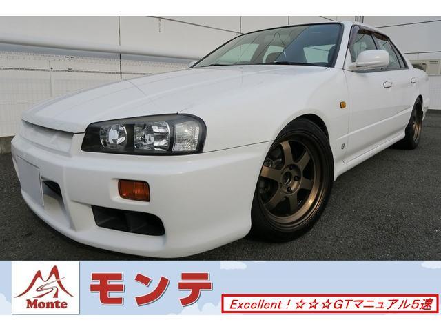 日産 GT車高調純5MT VOLK 社外マフラー LEDテール