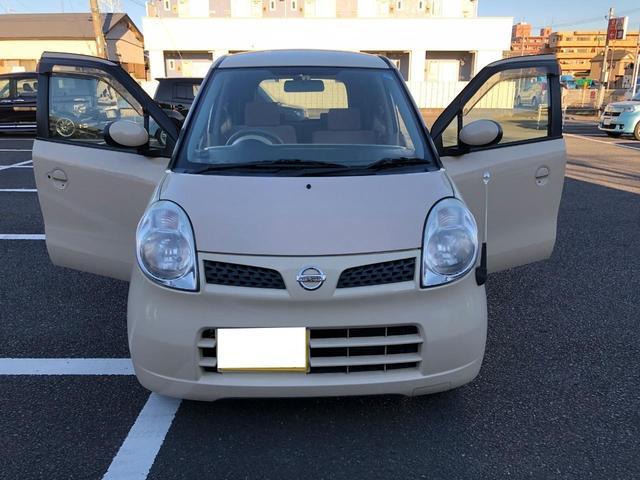 日産 E FOUR 4WD ETC CD 禁煙車 寒冷地仕様