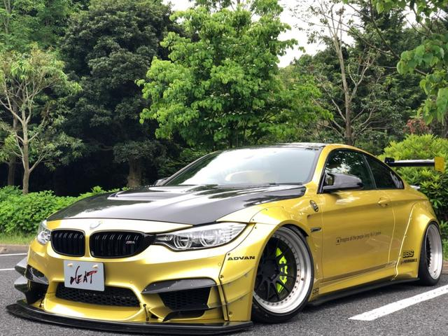 BMW M4クーペ LB★WORKS M4 Complete