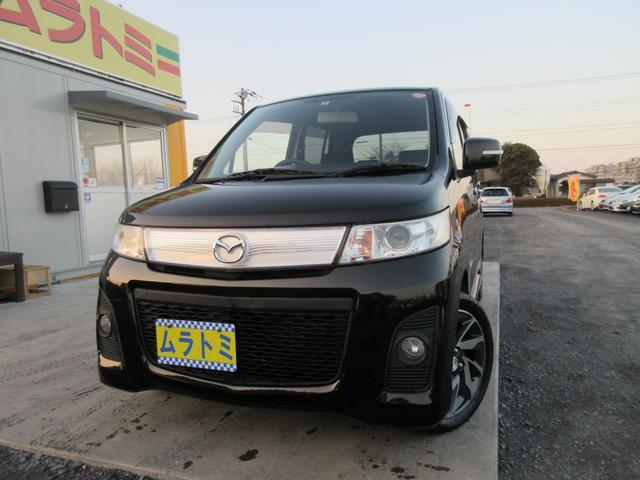 マツダ XT ターボ Tチェーン車 社外ナビ CD ワンセグTV
