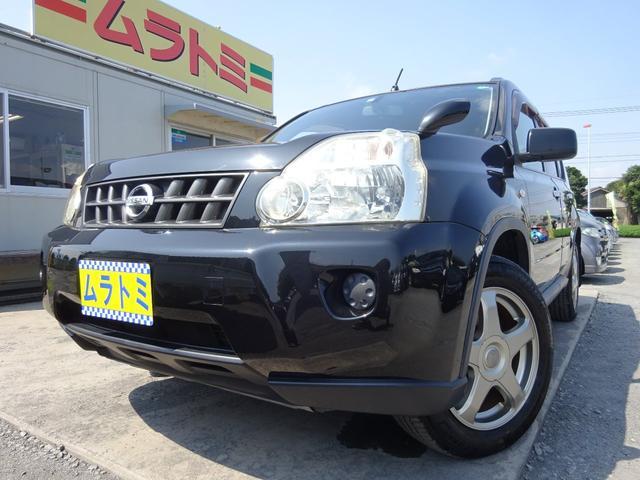 日産 20X 4WD 1オーナー HDDナビ ETC ABS