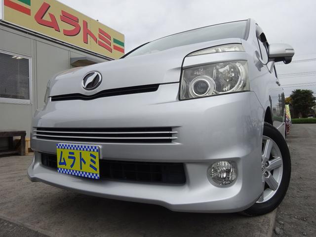 トヨタ ZS 4WD HDDナビ バックカメラ MTモード パドルシフト 電動スライドドア タイミングチェーン スマートキー プッシュスタート 電格ウィンカーミラー HIDライト フォグライト ETC 革ハンドル