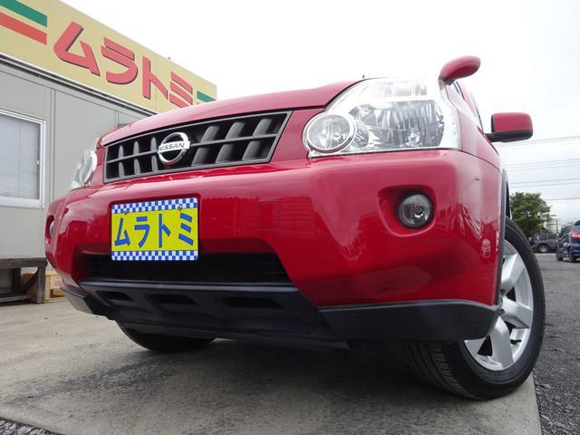 日産 20Xtt 4WD HDDナビ ワンセグTV バックカメラ クルコン シートヒーター 純正17インチアルミホイール VDC オートライト フォグライト インテリキー 革巻きステアリング タイミングチェーン ABS