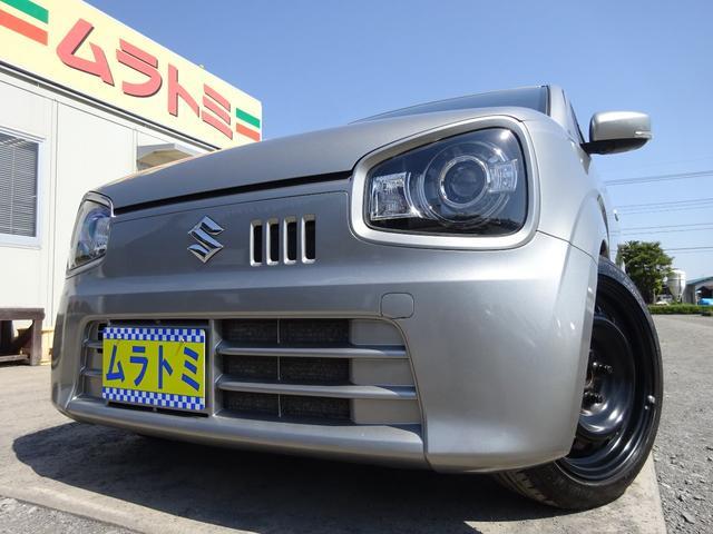 スズキ ベースグレード 1オーナー車 4WD 5MT車 ラルグス車高調 ターボ レカロシート スマートキー プッシュスタート 革巻きステアリング VSC 電格ウィンカーミラー HIDオートライト タイミングチェーン ABS