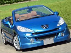 プジョー 207CC GT HDDナビ エアロ シートヒーター 革シート