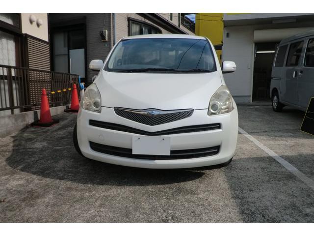 トヨタ 1.5G SDナビ リアスポ パドルシフト キーレス ABS