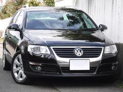 VW パサートヴァリアント2.0T 人気の黒 ターボ HDDナビ・地デジTV 抜群車
