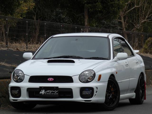 スバル WRX STi 6速MT KHS車高調&エキマニ  ブレンボ