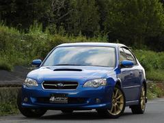 レガシィB4限定車WR−LTD2004 専用金ホイール STIマフラー