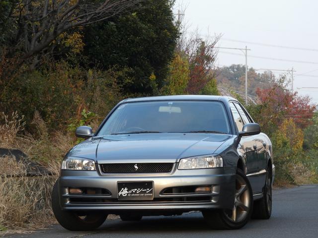 日産 25GT-V 5速マニュアル 1オーナー車 タイベル・クラッチ・イグニッションコイル・プラグ・ラジエーター日産にて交換済み 機関良良好車 クラッチ本当に軽い
