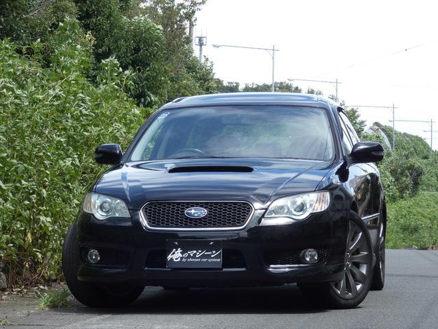 スバル レガシィツーリングワゴン 2.0GTスペックB アプライドF型 革シート&ヒーター・左右パワーシート・サイドエアバック・横滑り防止・社外ブレーキロータ・マッキン6連CD/MD ノーマルレガシィスペックB 内外装美車 機関良好車 オプション多数あり
