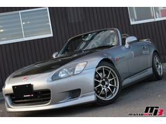 S2000ベースグレード ビルシュタイン車高調 無限マフラー Defi