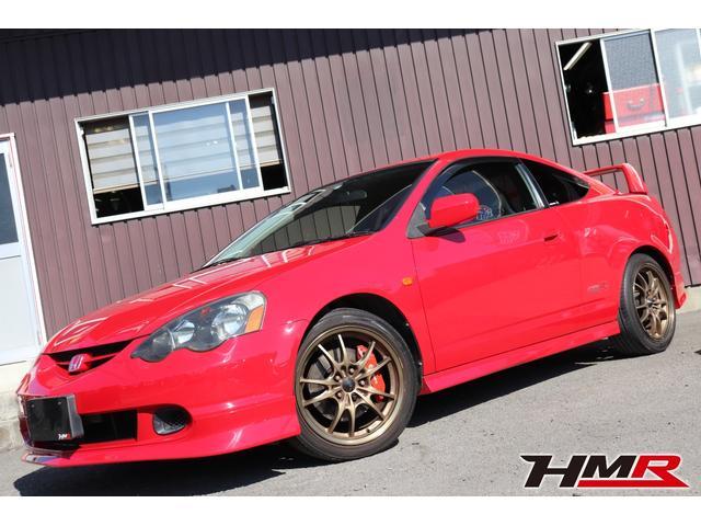 ホンダ インテグラ タイプR 同色全塗装済 無限17AW ダンパーキット 純正黒レカロシート